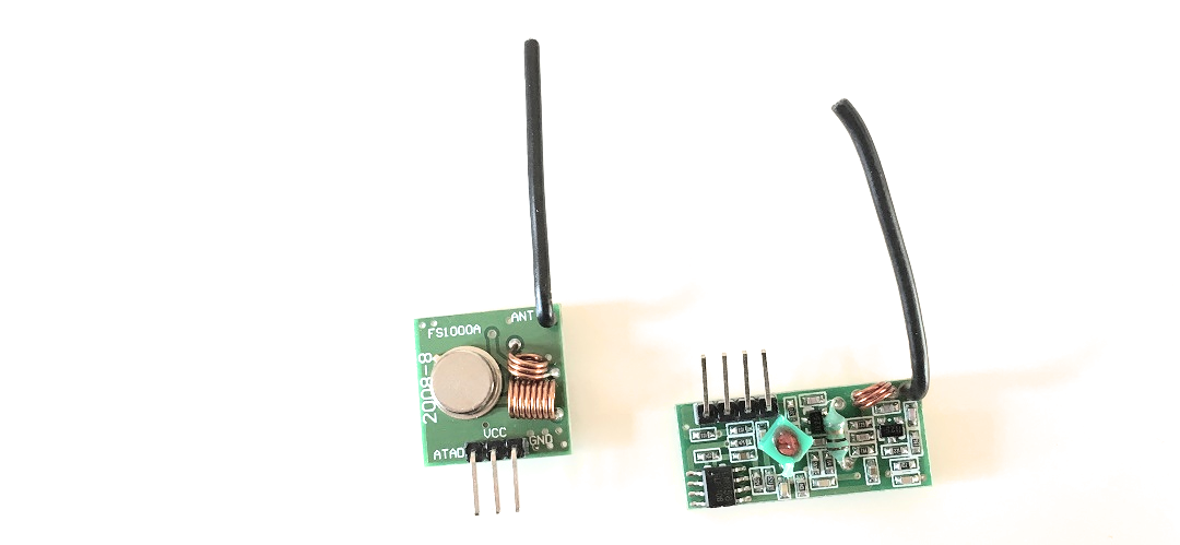 433MHz Funksteckdose aus dem Baumarkt mit dem Arduino steuern