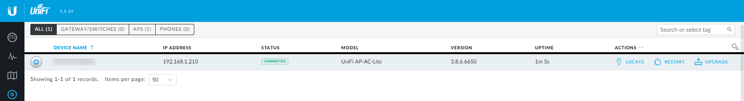 Ubiquiti UniFi Controller Update